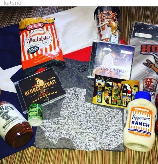 Texas care package