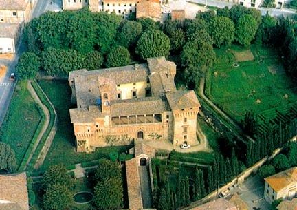 Castello Bufalini - San Giustino, Perugia Italy