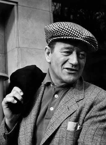 "John Wayne, Hollywood, 1959/••••there's just no one like ""The Duke""."