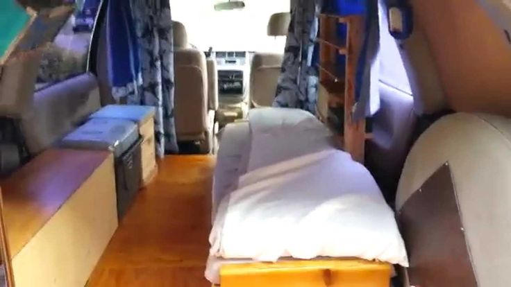Honda Odyssey Camper Van Conversion Project Part 4