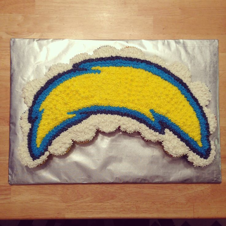 San Diego Chargers Cake: 17 Best Images About Cakes.. Cupcakes.. Sweets On