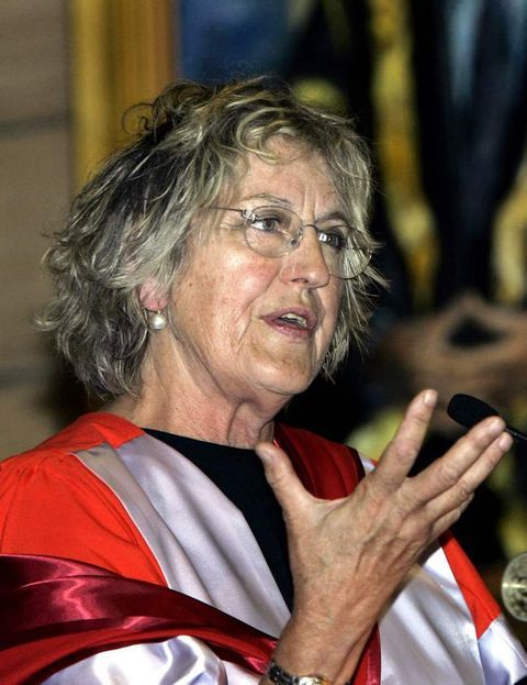 Germaine Greer speaks at the Canadian Museum of Human Rights, University of Manitoba. Winnipeg Free Press. Listen to her address on women and liberation on CBC Radio, Ideas, interview with Paul Hunter--available on podcast.