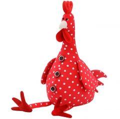 Мягкая игрушка Петушок Проша, 35 см