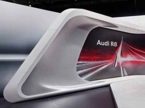 Audi - MIAS Moskau 2012 | Schmidhuber
