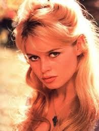 Brigitte Bardot, the first woman of my dreams...