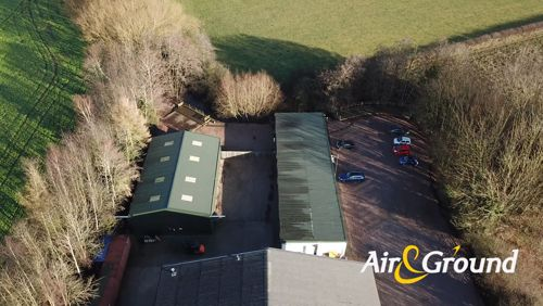 Based right in the heart of the Staffordshire countryside and with easy access to major UK motorways. Air & Ground Ltd's storage services offer easy and secure storage solutions to suit you and your business. https://video.buffer.com/v/5accbd3bae6b584f44e378d6