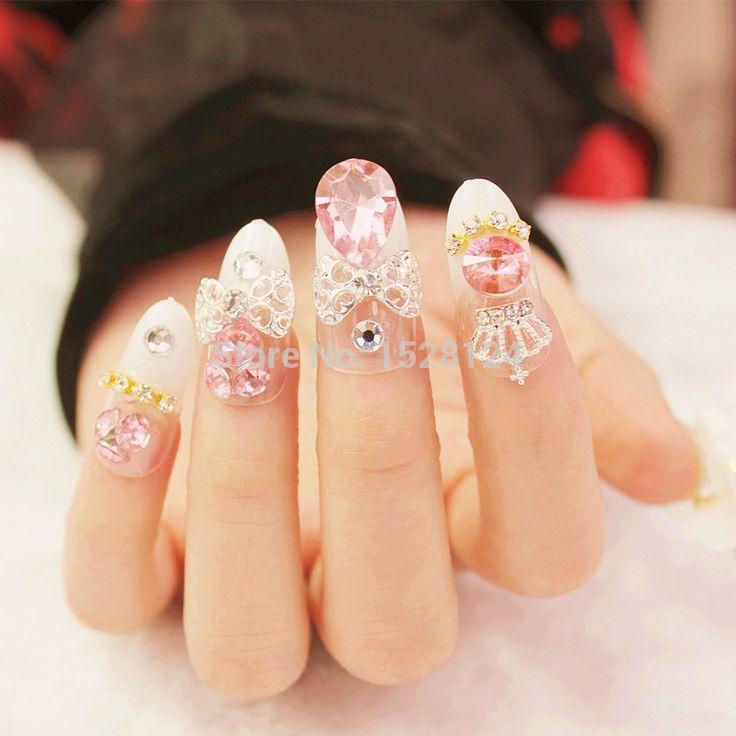 37 best Nail Art images on Pinterest | Nail arts, Nail decorations ...