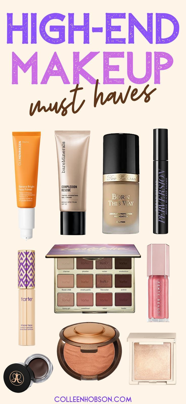 These Are The Best High End Makeup Products That Are Worth The Money Best High End Makeup Luxury Gra In 2020 Best High End Makeup High End Makeup Sephora Makeup