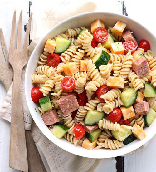 40 Best Pasta Salad Recipes - Perfect Pasta Salad