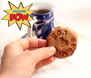Almond Whey Protein Biscuits - Protein Pow