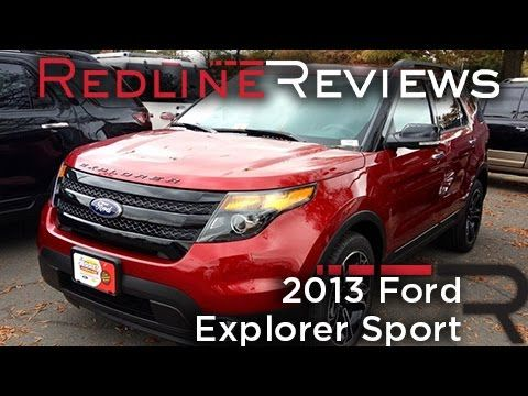 When you want equal doses of rugged capability, powerful performance and high-end luxury, a preowned 2013 Ford Explorer Sport is an easy choice. This SUV checks off all those boxes – and so much more.      It runs on a twin-turbocharged,...
