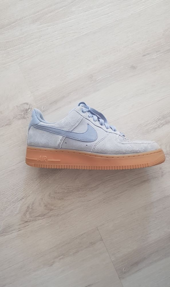 detailed look 3d23d 0828f Nike Air Force 1 blue Gr. 39 Damen in Trier fashion clothing shoes  accessories womensshoes athleticshoes