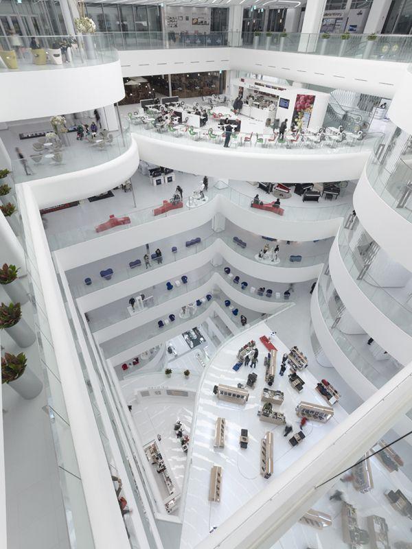 Galleria Centercity de UNStudio centro comercial
