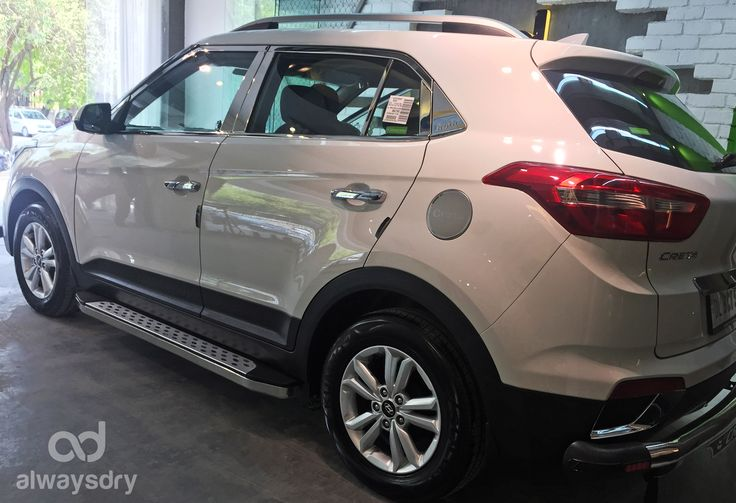 Love #HyundaiCreta's best take on car care 9H LDC Pro offers complete paint protection and shine with its ultra-hard #coating technology. Always Dry added layers to bring forth Excellent shine #UV #protection Let your car shine like brand new by simply booking now…