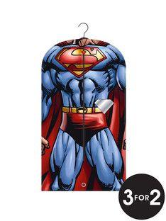 Superman Suit Cover