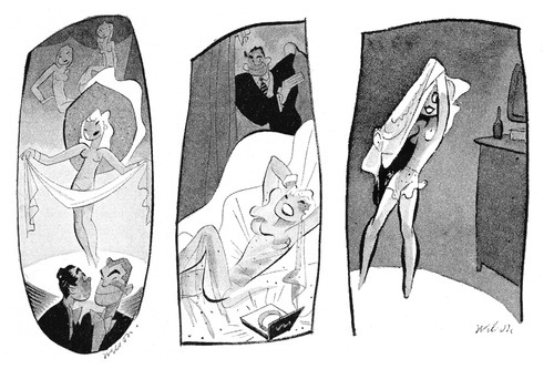 cartoonretro:    Roy Nelson, Esquire Magazine, 1930's
