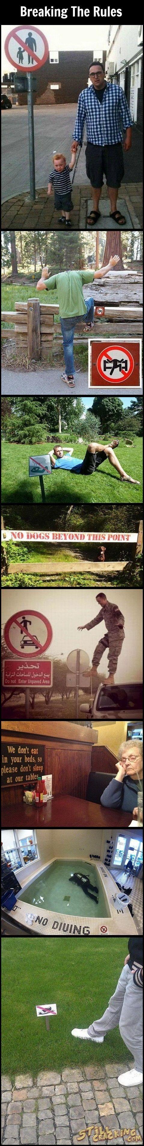 Breaking The Rules - Still Cracking #dauntlessrebels