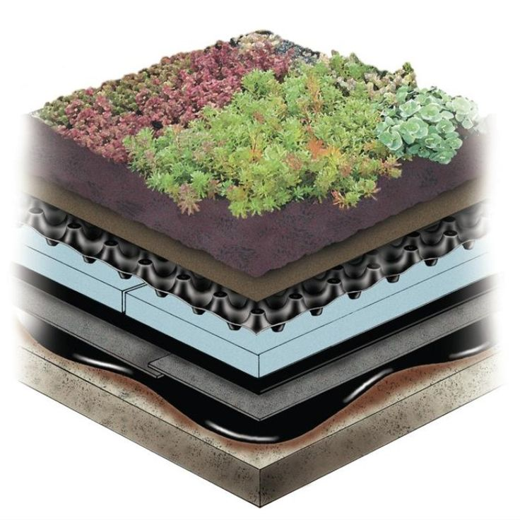 Have You Ever Wondered What The Weight Of A Garden Roof Is In 2020 Green Roof Roof Green Roof System