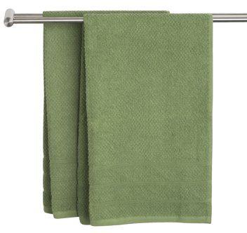 Håndkle BODEN grønn KRONBORG