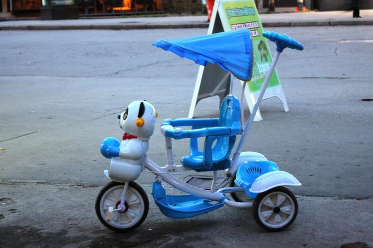 Stroller in Zenica^^