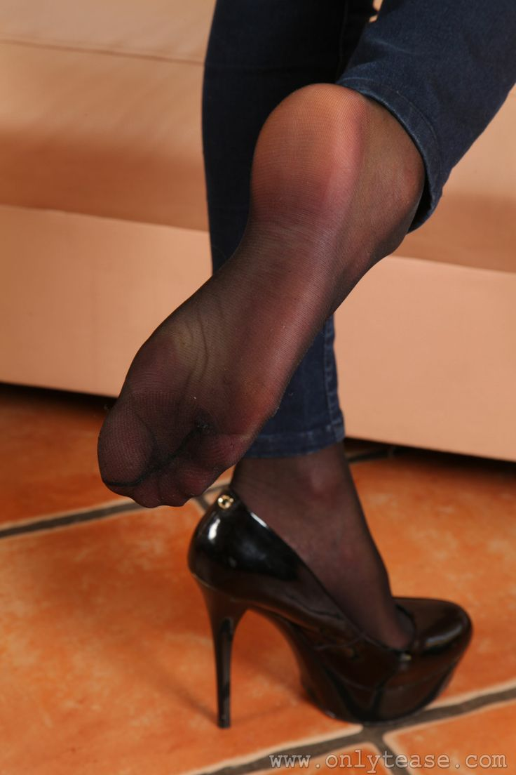 Lena Love | Feet | Nylon stockings, Stocking tights, Tights