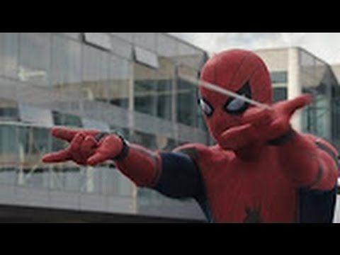 Человек-Паук: Возвращение домой - Официальный трейлер
