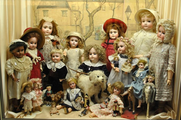 Doll Museum. Paris | Flickr - Photo Sharing!