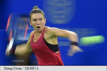 Simona Halep începe anul cu o victorie la Shenzhen