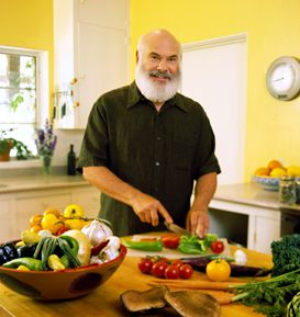 Dr Weil: I believe that the Anti-Inflammatory Diet can help us all age with grace and delay the onset of age-related disease and discomfort.