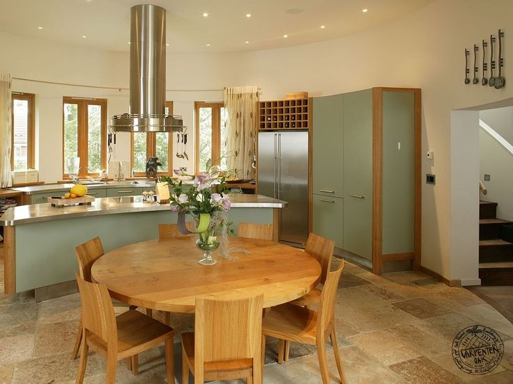 11 best images about timber frame kitchens on pinterest for Timber frame kitchen