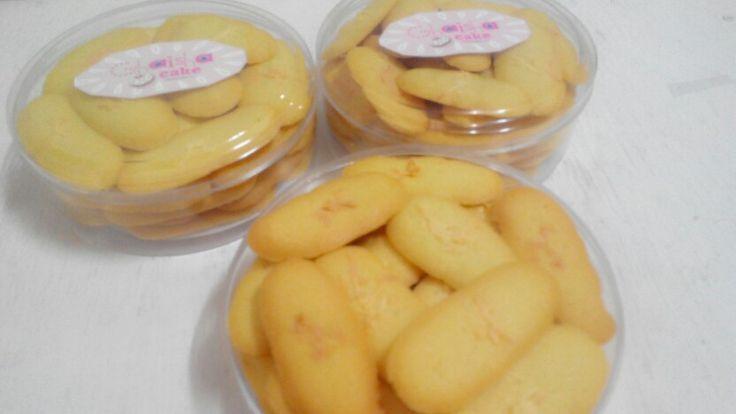 Cookies Lidah kucing