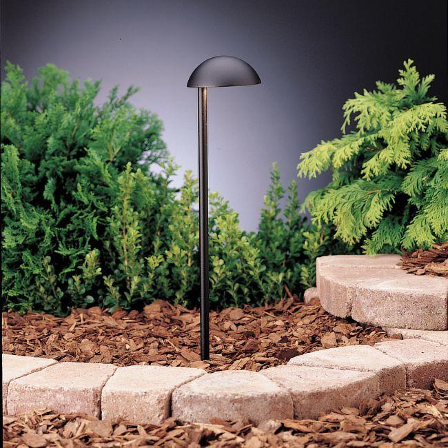 12v Side Mount Eclipse Path Light By Kichler 15423bkt Outdoor Path Lighting Landscape Lighting Design Modern Landscape Lighting