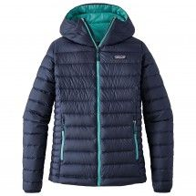 Patagonia - Women's Down Sweater Hoody - Down jacket