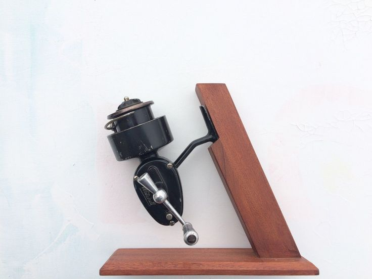 Old Mitchell Fishing reel 2nd version in Sporting Goods, Fishing, Vintage Fishing | eBay