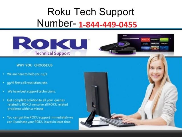 Call 1-844-449-0455 to know How to recover Roku email password.