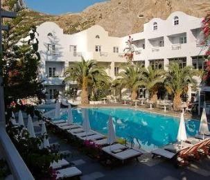 Sant Hotel ---Afroditi Venus Beach Hotel & Spa