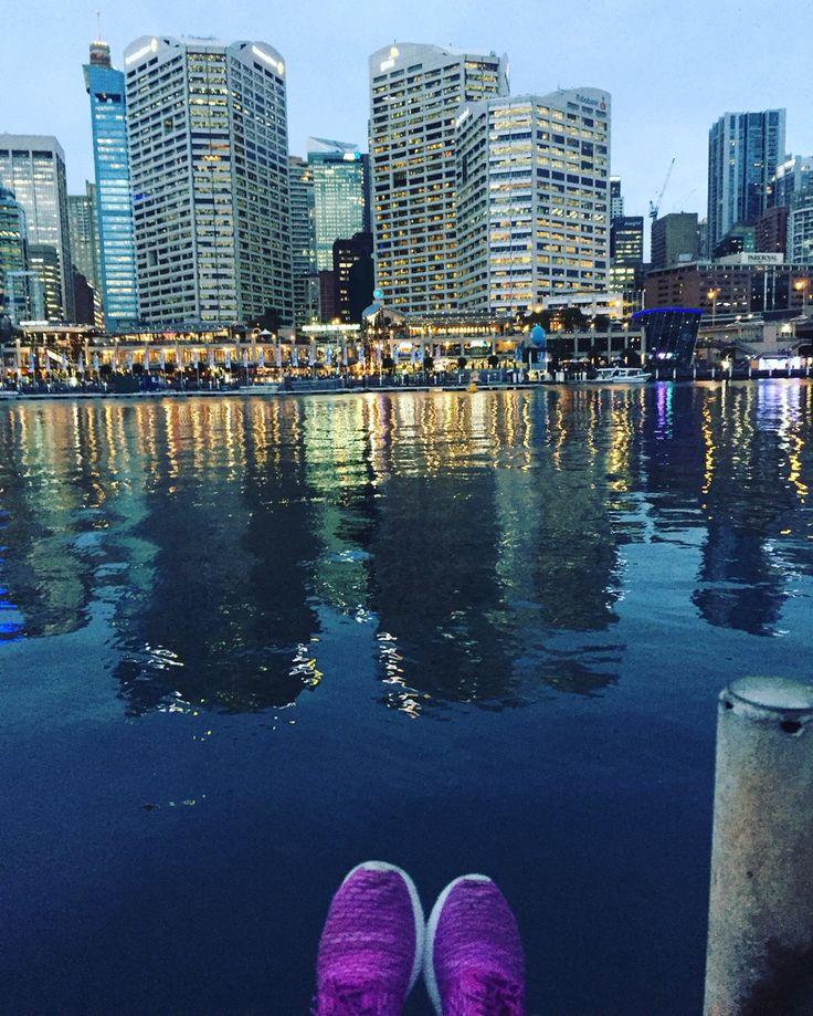 Darling harbour, Sydney, NSW, Au