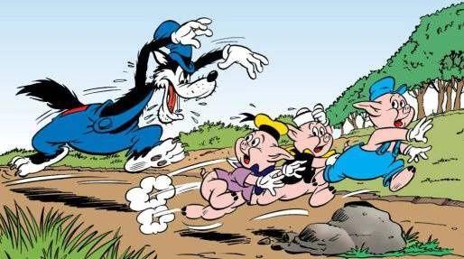 Tři malá prasátka (angl. The Three Little Pigs) je další krátký oskarový animák z dílny Walta Disneye. Pohádku Tři malá prasátka lidé znají už z roku 1812, kdy ji napsali bratři Grimmové. O animovanou verzi této nezničitelné historky se postaral režisér Burt Gillet, který režíroval revoluční a úspěšný animák Tree and Flowers. Stejně jako mnoho dalších krátkých filmů od Disneyho, tak i Prasátka spadají pod sérii tzv. Silly Symphony. Roku 1933 získal film Oskara za nejlepší krátký animovaný…