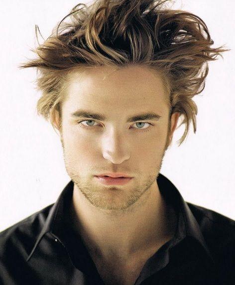 En seksi erkek saç modelleri 2017 - Robert Pattinson