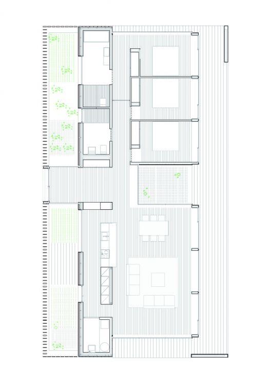 SIFERA House / Josep Camps & Olga Felip  plan