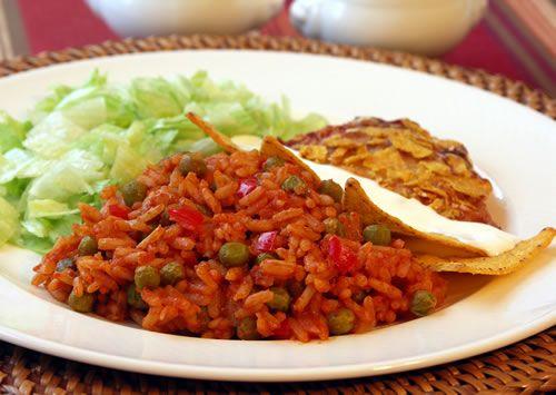 Mexican Rice Mix (mexikanischer Reis) - USA kulinarisch