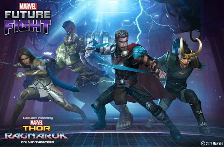 New alliances will be formed as Marvel's Thor: Ragnarok comes to Marvel Future Fight. #starwarsfan #starwarstheforceawakens #starwarsart #legostarwars #starwarsday #starwarsnerd
