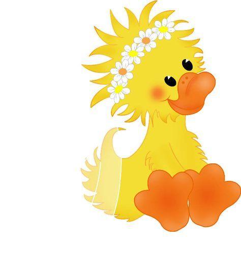Patos tiernos dibujos - Imagui