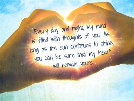 Sweet Love Quotes for Your Boyfriend 5