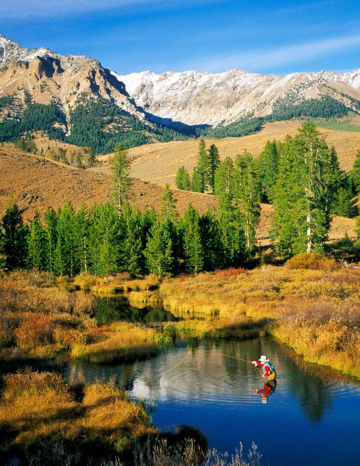 Sun Valley Idaho- Sun Valley Guide - Town & Country Magazine