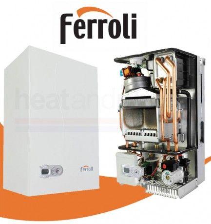 Ferroli+-+Caldeira+Mural+Condensacao+Domicondens+F+28+N+GN+20%+de+poupança+de+gás:+Alta+eficiência+energética.+Dimensões+reduzidas+em+ambos+modelos+(24+e+28).Grandes+prestações+em+A.Q.S.,+até+15,5...