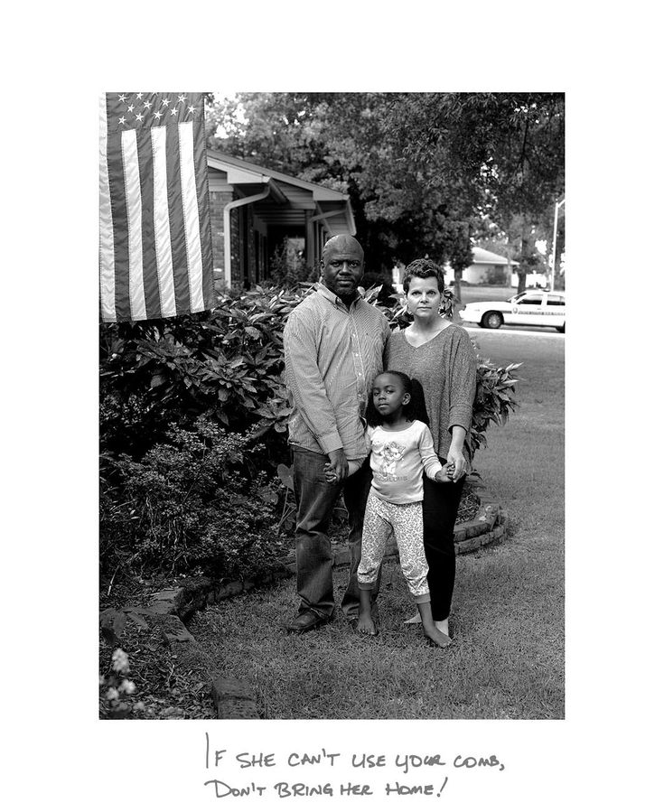 For the past couple of decades, most ofDonna Pinckley's photographs havefocused on childrenand the quirky objects that have personal significance for them. A few years ago, though, the University of Central Arkansas photography teacher noticed a post on Facebook of a girl she had photographed who was in an interracial...