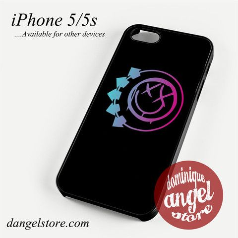 Blink 182 Logo Phone case for iPhone 4/4s/5/5c/5s/6/6 plus