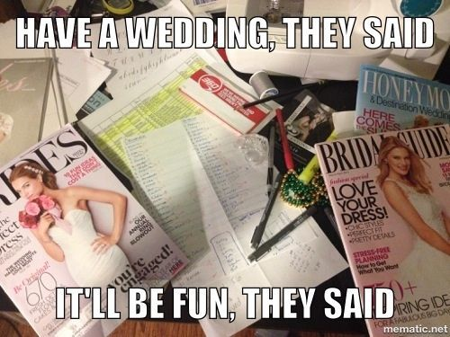 Best 25 Wedding Stress Ideas On Pinterest: Best 25+ Wedding Meme Ideas Only On Pinterest