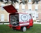 mobile coffee carts, mobile coffee vans, mobile coffee business, mobile coffee franchise - from The Big Coffee